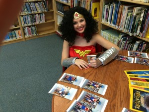 Who doesn't love Wonder Woman?